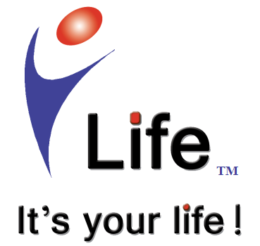 Official iLife Health Center Logo